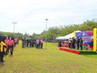 โครงการแข่งขันกีฬาประเพณีเยาวชน ประชาชน และข้าราชการในตำบลมูโนะ ประจำปี 2563